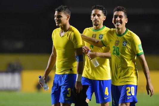 Brazil beat Venezuela (Photo Credit: Reuters)