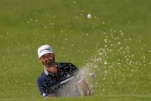 The Masters: Dustin Johnson in Share of Lead, Bryson DeChambeau at Risk of Missing Cut