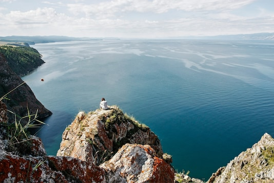 Holding one-fifth of the world's unfrozen fresh water, Baikal in Russia's Siberia is listed as a World Heritage Site by UNESCO