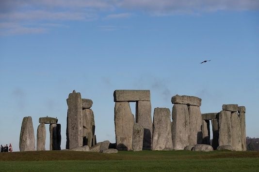 File photo of the world heritage site of Stonehenge, England.(AP Photo/Alastair Grant, File)