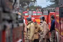 Fire Breaks Out at Ghaziabad Shopping Mall, Extent of Damage Yet to be Ascertained