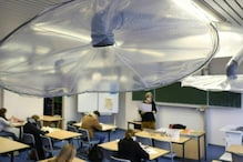 This German School Has Found a DIY Answer to Anti-Virus Ventilation as Winter Approaches