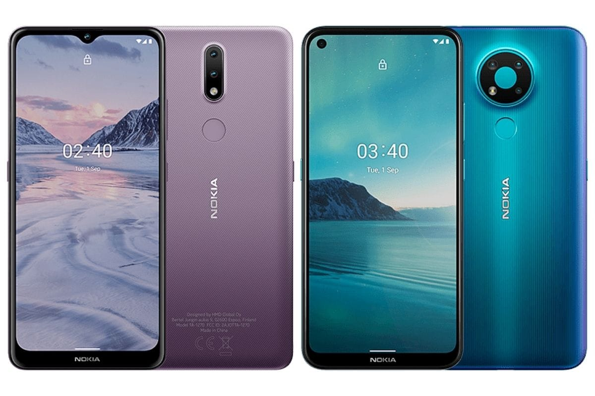 Nokia 2 4 And Nokia 3 4 Phones Now Listed On Nokia India Website Launch Expected Soon