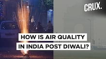 How Is Air Quality In Delhi, Mumbai & UP After Diwali?