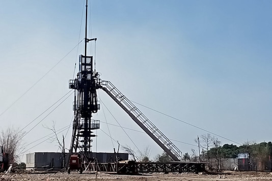 There is no pressure in the well now and it will be under observation over the next 24 hours to check if there is any amount of gas migration and pressure build-up.
