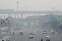 Delhi's Air Quality Improved Significantly to 'Moderate' Category After Rains and Stronger Winds
