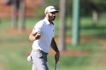 Dustin Johnson Leads by Two Shots Halfway Through Final Round at Masters