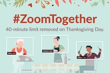 Zoom Is Temporarily Removing Its 40 Minute Limit on Video Calls for Thanksgiving Day