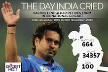 The Day India Cried: Sachin Tendulkar Retires From International Cricket on November 16, 2013