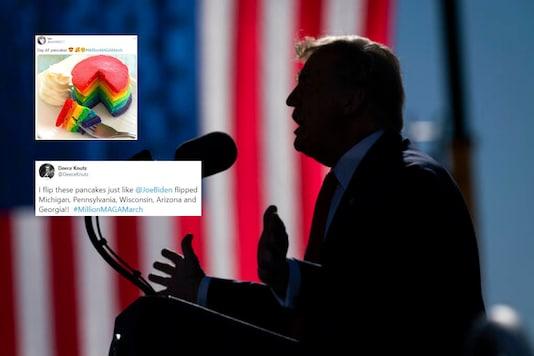 'Flip it Like Pennsylvania': K-Pop Stans Batter 'Million MAGA March' Hashtag With Pancake Tweets