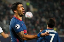 Luis Suarez Apologises for Uruguay Team 'Letting Guard Down' as 16 Catch Covid-19