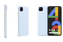 Google Pixel 4a Gets a New 'Barely Blue' Limited Edition Colour Variant