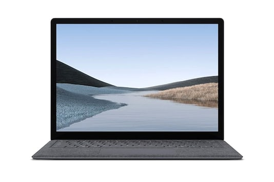 Microsoft Surface Laptop 3. Image used for representation.