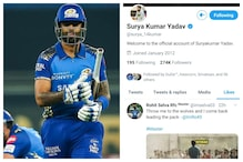 Suryakumar Yadav Trolled by Angry Fans For Liking a Virat Kohli Meme on Twitter
