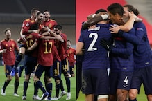 Spain Hammer Germany, Joins France in Nations League Semi-finals