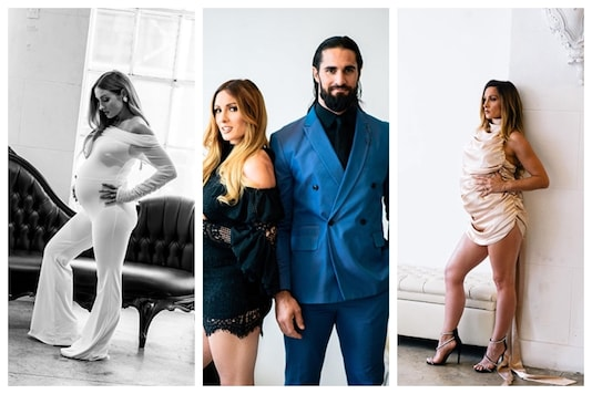 WWE's Becky Lynch Shows off Baby Bump in Instagram Reveal, See Pics