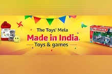 Amazon Launches Made in India Online Toy Store Amid Calls for Made in India Products
