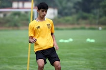 ISL: Rohit Danu Banks on 'Scoring Mentality' to Succeed in Debut Season