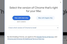 Google Chrome Rollout for Apple M1 Macs Resumes After 'Unexpected Error' Halts Release