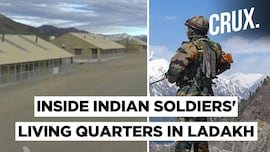 What Does It Take For Indian Troops To Survive Bitter Cold In Ladakh?
