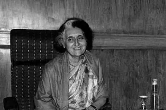 File photo of Indira Gandhi, the former prime minister of India.