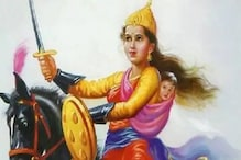 Rani Laxmi Bai's 192nd Birth Anniversary: Remembering India's Fierce Freedom Fighter, the Queen of Jhansi