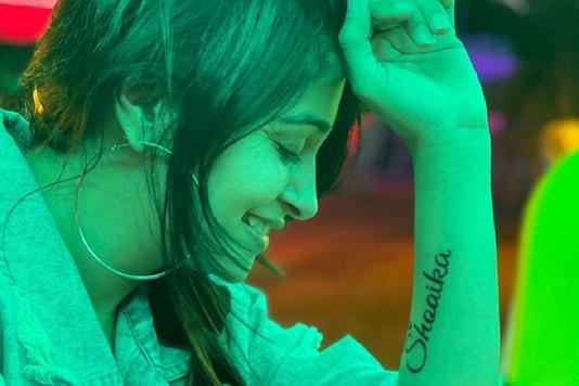 Dipika Kakkar Flaunts 'Shoaika' Tattoo, Calls it Her Reason for Happiness