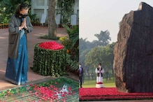 India Gandhi's Birth Anniversary: Rahul Gandhi, Sonia Gandhi & Others Pay Tribute