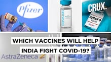 India's Fight Against COVID-19 Has Pinned On 5 Vaccines And Pfizer's Vaccine Is Not One Of Them