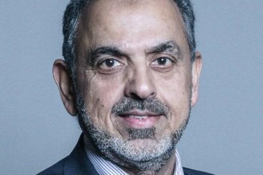 Nazir Ahmed (Image: Twitter)