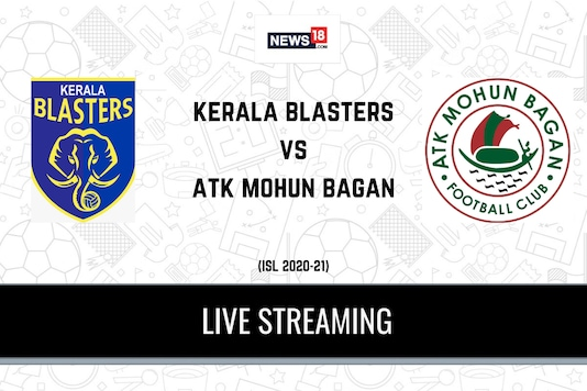 ISL 2020-21 Kerala Blasters FC vs ATK Mohun Bagan Live Streaming
