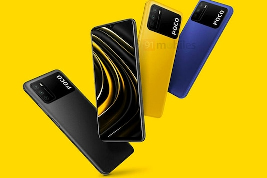 Poco M3 Poster Leaked Ahead of November 24 Launch; Triple Rear Cameras, Waterdrop Notch Tipped