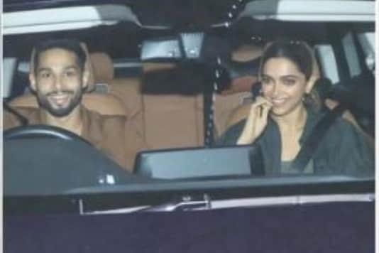 Deepika Padukone, Siddhant Chaturvedi Spotted in the City Post Shoot Wrap-up
