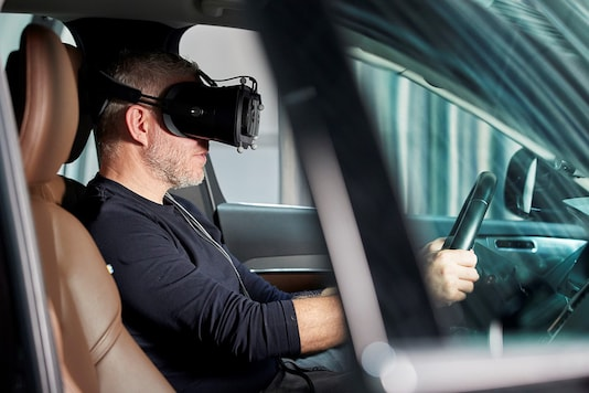 Volvo is using gaming technology to make cars safer. (Photo: Volvo)