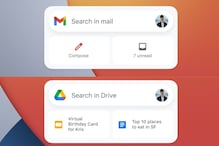 Google Rolls Out Gmail, Fit and Drive App Widgets on Apple iPhone Running iOS 14 and Above