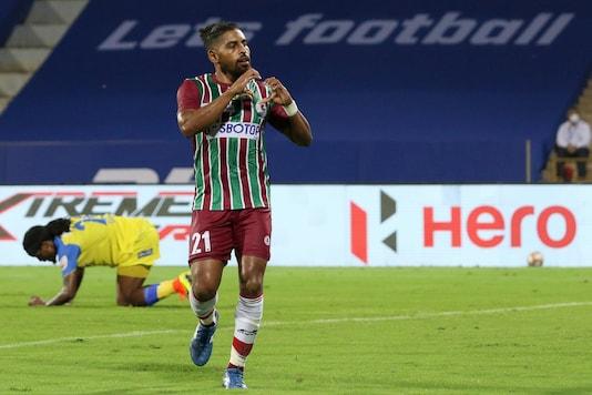 ATK Mohun Bagan's Roy Krishna helped beat Kerala Blasters (Photo Credit: ISL)