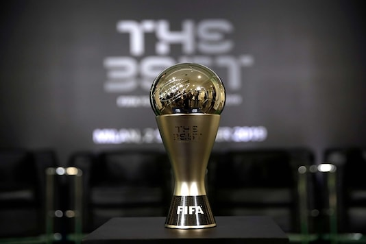 The Best FIFA Football Awards (photo Credit: Twitter)