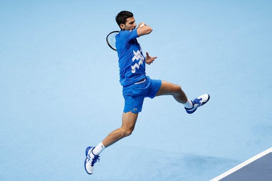 Novak Djokovic (Photo Credit: ATP Tour)