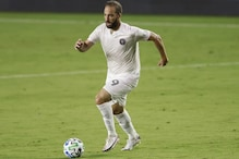 MLS: Three Players Including Gonzalo Higuain Test Positive For Covid-19