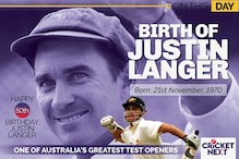 On This Day: 21st November, 1970 - Birth of One of Australia's Greatest Test Openers Justin Langer