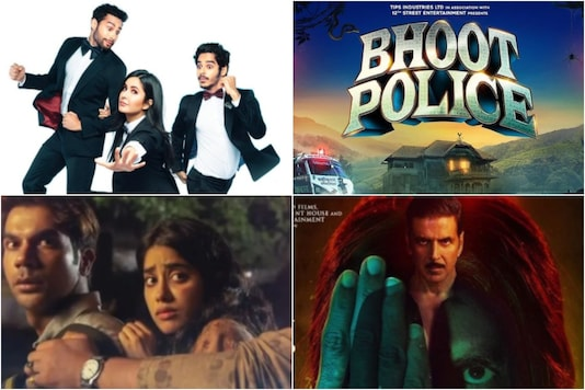 Bollywood horror comedies
