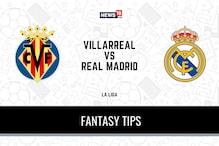 VIL vs RMDream11Predictions,La Liga2020-21 Villarreal vs Real Madrid Playing XI, Football Fantasy Tips