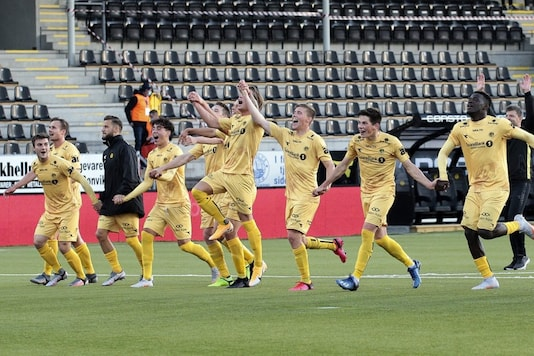 Bodø/Glimt Set To Become Norwegian Champion For 1st Time (Photo Credit: AP)