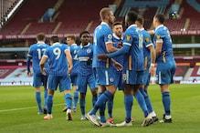 Premier League: Brighton Beats Aston Villa To End 2-month Wait For a League Win