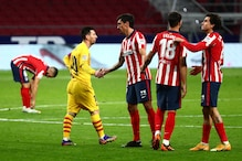 Atletico Madrid Beat Barcelona in La Liga for the First Time in a Decade