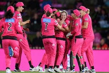 WBBL: Sydney Sixers Fined $25000, Player Named in Playing XI Despite Not Being in Squad