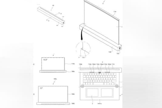 LG Appears to Be Working on a 17-Inch Rollable Laptop, Patent Hints
