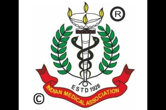 Indian Medical Association logo. (Twitter)