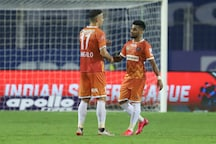 ISL 2020-21: Bengaluru FC and FC Goa Play Out 2-2 Draw, In Pics