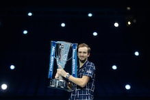 Daniil Medvedev Comes from Behind to Beat Dominic Thiem for His 1st ATP Finals Title